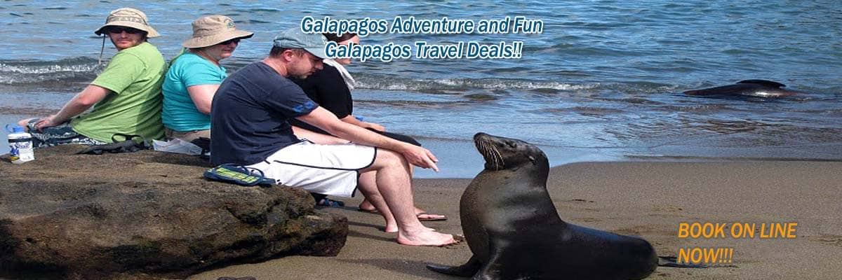 Galapagos cruises deals