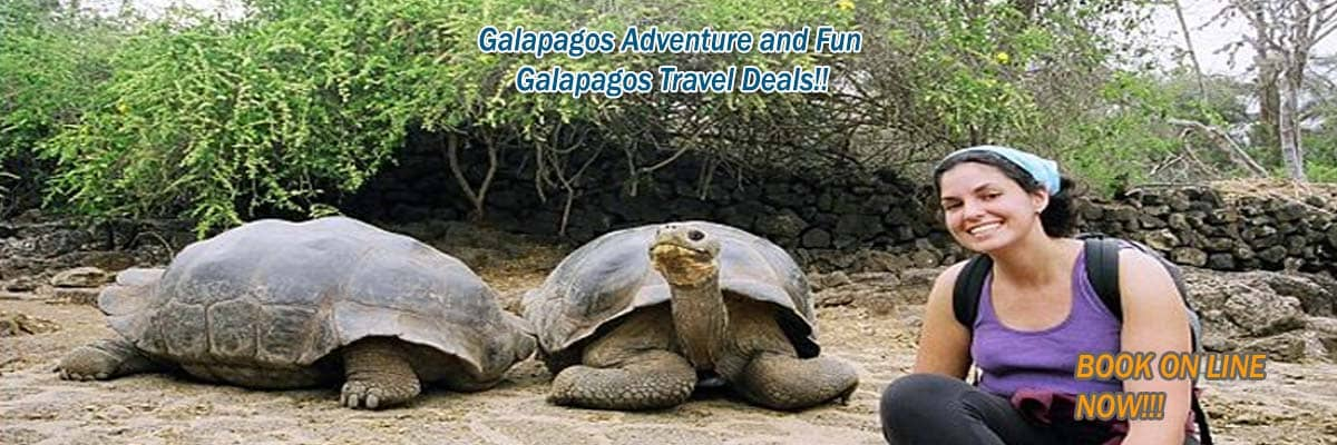 Galapagos tours promotions and offers
