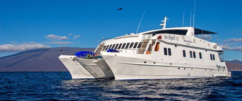 Archipel I catamaran tours deals