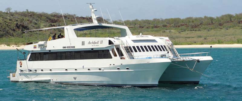 Galapagos cruise archipell II deals