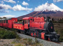 tren ecuador train tours