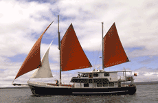 Samba motor sail tours deals